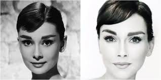audrey hepburn makeup transformation how to do audrey hepburn u0027s