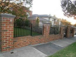 Mesmerizing Paver Patio Designs Retaining Wall  Brick Patio - Brick wall fence designs