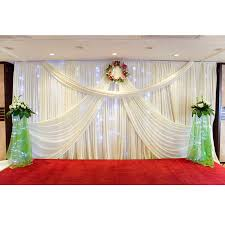 wedding mandap for sale online shop 2017 new design mandap 3 6 wedding curtain drapery for