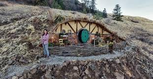 tiny homes washington kristie wolfe s hobbit house village in washington the shelter blog