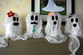 Crafts For Kids For Halloween - kids halloween crafts cute recycled soda bottle ghosts mom it