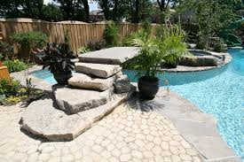 Backyard Pool With Lazy River by Pools U0026 Spas