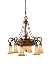 Murry Feiss Lighting Murray Feiss Lighting F2546 Celine Collection Chandelier Traditional