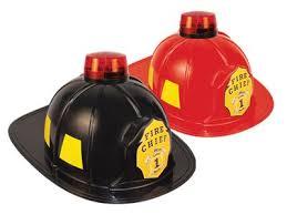 Fire Helmet Lights Plastic Toy Flashing Toy Safety Helmet Fire Helmet In Men U0027s