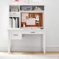hampton single pedestal desk pbteen