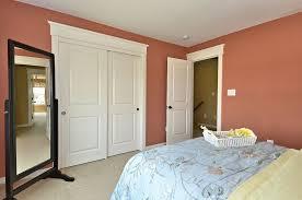 Craftsman Closet Doors Closet Trim Ideas Bedroom Craftsman With Light Carpet Sliding