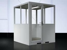 cabine bureau bureau atelier industriel cabine industrielle palettisable 2mx2m