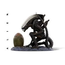 2015 comic con xenomorph egg to alien hallmark christmas ornament