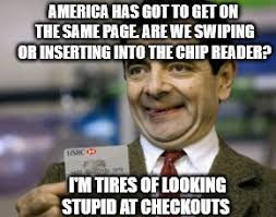 Meme Card Generator - mr bean credit card meme generator imgflip
