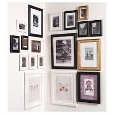 3 Piece Wall Art Ikea by Virserum Frame 19 X27