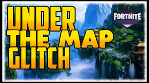Get Out The Map Watch Out For Fatal Fields Glitch On Getting Under The Map Forums