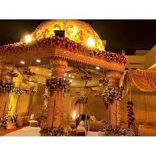 indian wedding mandap prices indian wedding mandap at rs 250000 unit wedding mandap d s