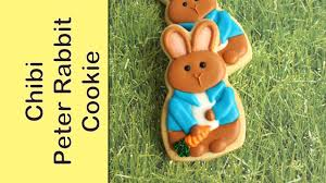 rabbit cookies how to make a rabbit cookies easter bunny cookie
