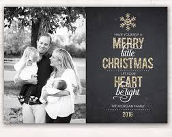 photo christmas card etsy