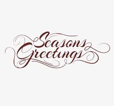 season s greetings season greetings wordart png and psd file for