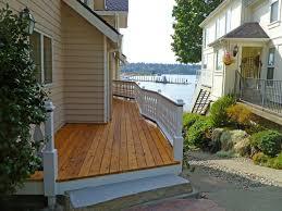 new deck railing sawn cedar balusters western spindle blog