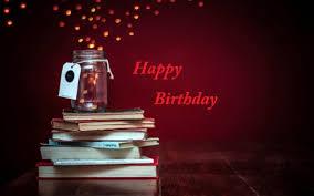 happy birthday book happy birthday books jar lights graphic