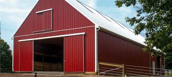 Pole Barns by Custom Pole Barns Conestoga Buildings