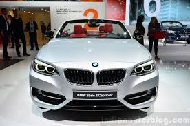 bmw 2 series price in india bmw 1 series facelift to debut month in detroit