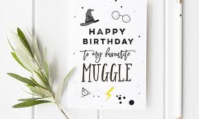 harry potter congratulations card 15 harry potter inspired birthday and greeting cards everyone will