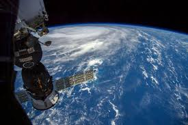 amazing photos of hurricane irma from the international space
