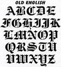 old english embroidery font this old english embroidery font