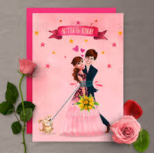 contemporary indian wedding invitations illustrated wedding invitation design service sporg studio book
