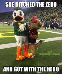 Oregon Ducks Meme - 1680 best puddles college sports images on pinterest oregon