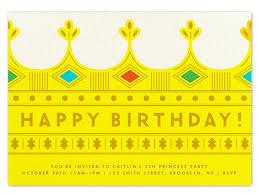 the indigo bunting paperless post kids u0027 birthday invitations