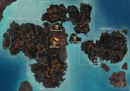Ring Of Fire Map Image Map Tyria Ringoffire Jpg Guildwars Wikia Fandom