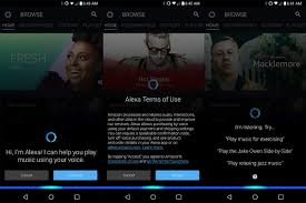 amazon music app amazon music app adds alexa support but only in four countries