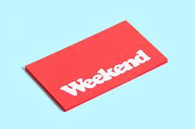 Red Business Cards Business Card Design Inspiration No 4 U2014 Bp U0026o