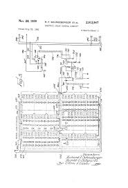 patent us2913947 electric organ control circuit google patents