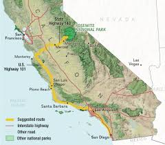 Best Road Trip Map Maps Of Mexico Including State Best Sonora California Map Gongsa Me