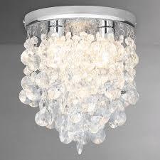 Flush Ceiling Lights For Bathroom Lewis Katelyn Bathroom Flush Ceiling Light Www