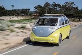 volkswagen microbus 2017 volkswagen u0027s electric microbus successor set to go on sale in 2022