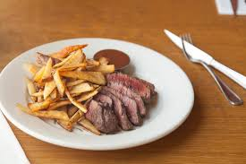 What Is A Patio Steak The Best Steak Frites Dishes In Los Angeles
