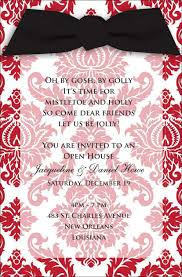 open house invitations templates christmas fancy christmas dinner invitations templates paperni