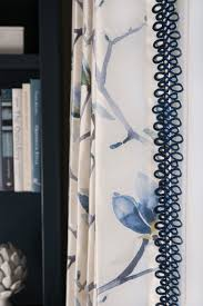 Decorative Trim For Curtains Beautifully Crafted With A Delicate Hand Fabricut U0027s Ashbee Trim