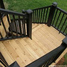 Ideas For Banisters Best 25 Cedar Deck Ideas On Pinterest Deck Deck Colors And