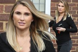 hair style giving birth billie faiers looks amazing just a week after giving birth to her