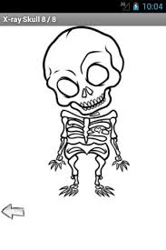 download easy draw tattoo skulls for android easy draw tattoo