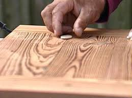 Replacing Wood Paneling by How To Replace A Wooden Door Panel Hgtv