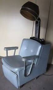 Salon Hair Dryer Chair Vintage Beauty Salon Chair Dryer Belvedere First Lady Ebay