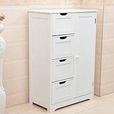 armadietto da bagno armadietto da bagno in legno con 4 cassetti adatto per il bagno ma