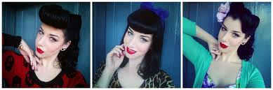 ask miss victory violet perfect haircut for pinup hair miss