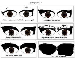 Eyeliner Meme - 13 real struggles to get the perfect winged eyeliner i can has