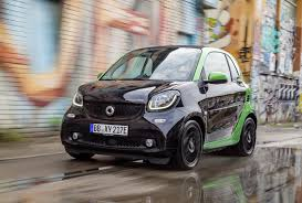 smart car 2017 smart fortwo electric drive revealed