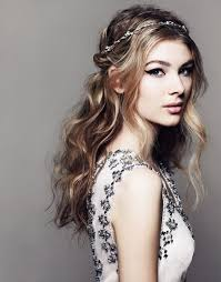 hair makeup runway inspired bridal hair and makeup weddingbells