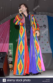lee mead from joseph and the amazing technicolor dreamcoat stock